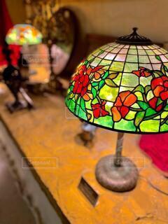 屋内,アート,ランプ