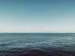 自然,風景,海,空,夏,屋外,湖,船,水面,日中,海原