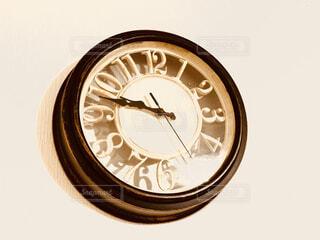 壁時計の写真・画像素材[4785555]