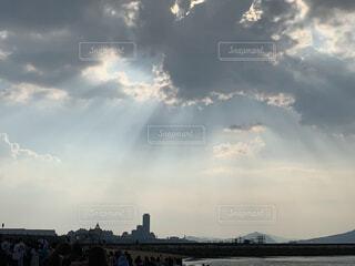 空,夏,太陽,雲,風,雨上がり,天気,曇りの日