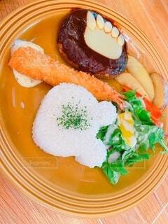 食べ物,食事,ランチ,かわいい,フード,皿,おいしい,プレート,レシピ,ファストフード,飲食,クマさん