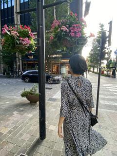 街散策の写真・画像素材[4799455]