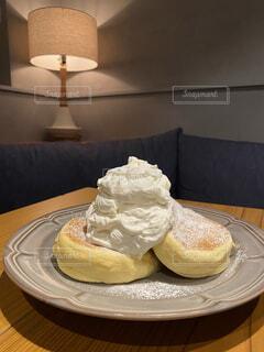 パンケーキの写真・画像素材[4801772]