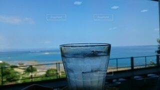 水色の写真・画像素材[4838674]