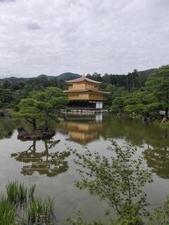 自然,風景,空,屋外,湖,雲,川,水面,池,山,家,樹木,旅行,寺,草木