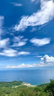 自然,風景,空,絶景,屋外,雲,晴天,山,夏空