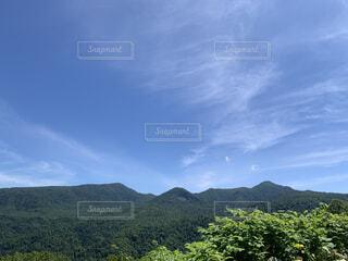 自然,風景,空,屋外,雲,山,樹木,草木