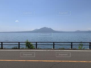 自然,風景,空,屋外,ビーチ,雲,水面,海岸,山