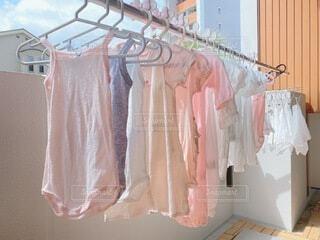 赤ちゃん,マタニティ,幸せ,新生児,ベビー,ベビー服,出産準備,水通し,世界一幸せな洗濯物
