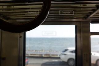 電車からの眺めの写真・画像素材[4798477]