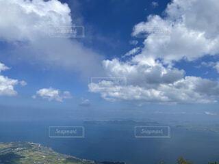 自然,風景,空,屋外,湖,雲,水面,山,くもり