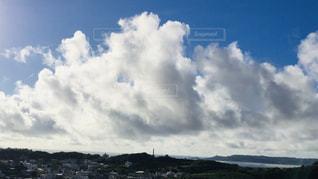 夏,南国,青空,入道雲,沖縄,ポジティブ