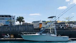 夏,南国,ボート,沖縄,フィッシング,ポジティブ