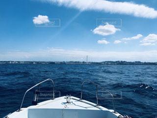 海,ボート,沖縄,クルージング,フィッシング,コバルトブルー