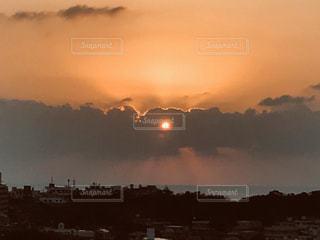 太陽の写真・画像素材[2892820]