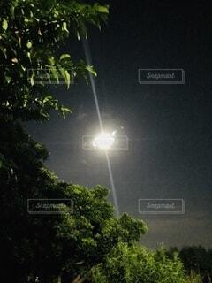 月光の写真・画像素材[3928672]