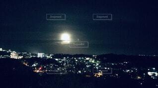 月光の写真・画像素材[3935833]