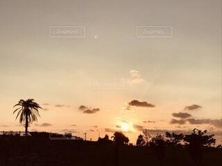 屋外,太陽,朝日,雲,朝焼け,日の出
