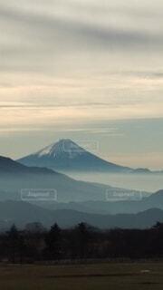 自然,風景,空,屋外,雲,霧,山,バック グラウンド,成層火山,死火山,楯状火山