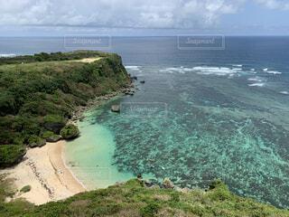 自然,風景,海,空,屋外,湖,ビーチ,水面,草,海洋地形