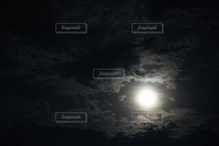 自然,風景,空,屋外,雲,暗い,月
