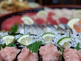 食べ物,食事,屋内,フード,料理,寿司,魚介類,オイスター,飲食,フライ返し