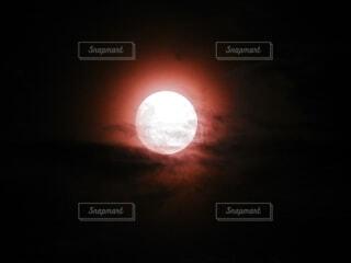 自然,風景,空,天体,月