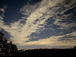 風景,空,屋外,雲,樹木