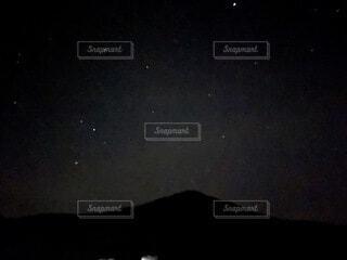 自然,空,夜,暗い,星,月,天文学