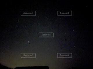 空,天体,暗い,星,月