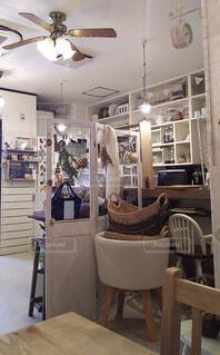 おしゃれなカフェの写真・画像素材[4817181]
