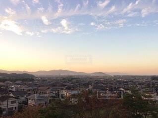自然,風景,空,屋外,雲,夕暮れ,田舎,山,丘,樹木,眺め