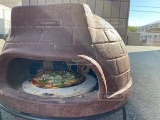 美味しい,ピザ,窯焼き,ピザガマ,本格?