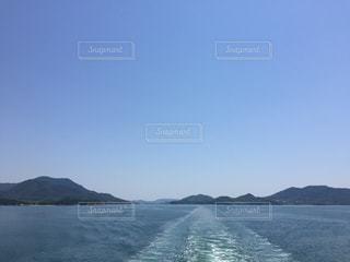 瀬戸内海の船旅の写真・画像素材[2819639]