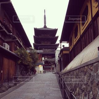 京都八坂の塔の写真・画像素材[2905782]