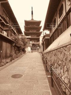 京都 八坂の塔の写真・画像素材[2921897]