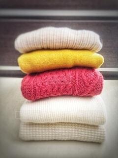 セーターの写真・画像素材[3893507]