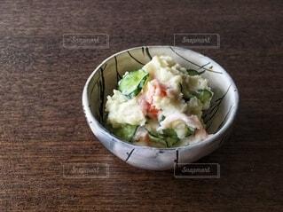 ポテトサラダの写真・画像素材[3904000]