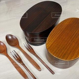 屋内,スプーン,食器,木目,調理器具
