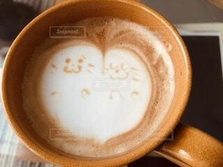 カフェ,コーヒー,カプチーノ,ラテアート,アザラシ