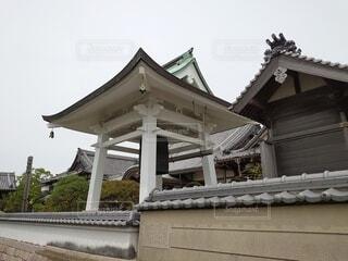 建物,屋外,散歩,鐘,和風,寺