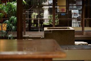 アンティーク,窓,中庭,レトロ,テーブル,家具,和室,井戸,和風,昭和,空家