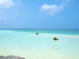 自然,風景,海,空,屋外,砂,ビーチ,雲,島,水面,葉,海岸,アクア,休暇