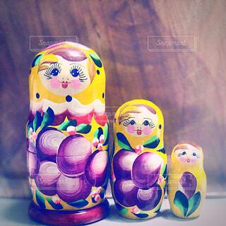 屋内,装飾,お土産,マトリョーシカ,カラー,ロシア,玩具,グッズ,工芸品