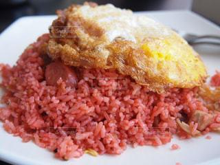 目玉焼き,レストラン,卵,料理,インドネシア,食べもの,焼き飯,ナシゴレン,スラウェシ,マカッサル,sentosa