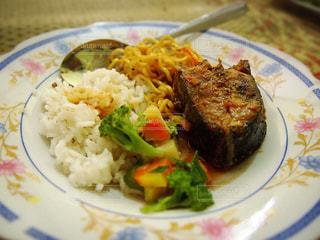 家庭料理,田舎,野菜,麺,おいしい,手作り,インドネシア,食べもの,ナマズ,ジャワ,ミーゴレン