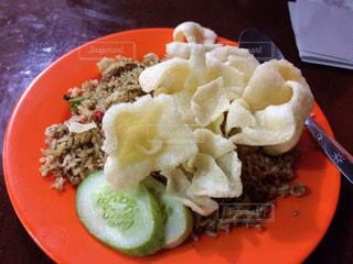 レストラン,料理,美味しい,シーフード,インドネシア,きゅうり,ナシゴレン,ボゴール,Sulung Sari Sea Food
