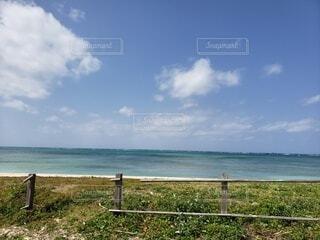 自然,風景,海,空,屋外,ビーチ,雲,海岸,沖縄,眺め