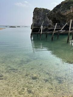 自然,海,屋外,ビーチ,砂浜,水面,海岸,沖縄,岩,南部