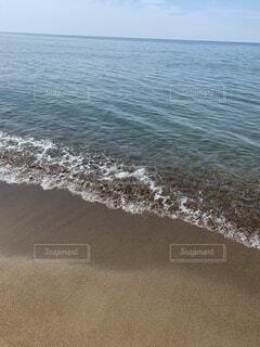 自然,風景,海,屋外,波,水面,日本海